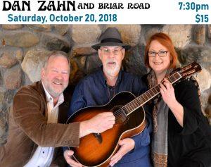 Dan Zahn and Briar Road