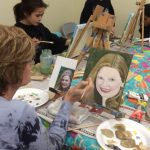 Naperville Art League Back to Basics Acrylic Painting Classes