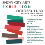 Snow City Arts Student Showcase