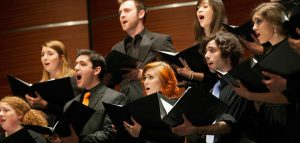 College Music: Chamber Singers/Concert Choir