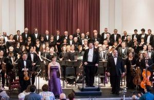 Elmhurst Choral Union: Liszt & Schubert