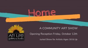 Home: A Community Art Show