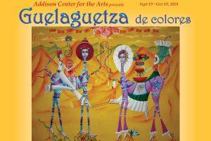 Artist Reception: Guelaguetza de Colores