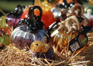 8th Annual Glass Pumpkin Patch, Exhibition, Demons...