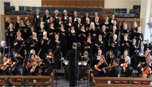 "Downers Grove Choral Society ""Bravo Brahms"" Concer..."