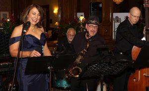 Genevieve Jazz at the Drake Oak Brook Hotel