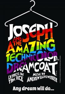 "BrightSide Theatre presents ""Joseph & the Amazing Technicolor Dreamcoat"""