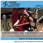 Inside the Orchestra: Open Dress Rehearsal and Instrument Petting Zoo