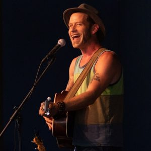 Scott Cook at Two Way Street Coffee House