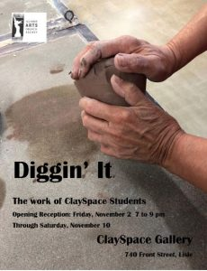 Diggin' It: The Work of ClaySpace Students