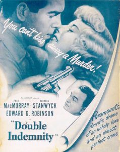 Twelve Days of Tivoli presents Double Indemnity