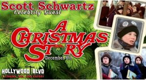 'A Christmas Story' with Celebrity Guest