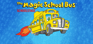 School Stage: The Magic School Bus - Lost in the Solar System