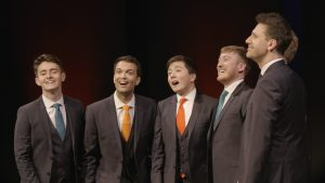 Artist Series: The King's Singers