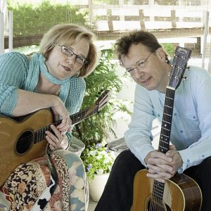 Janet Krist and Jim Bizer in Concert