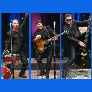 A Rock N' Roll Tribute From Elvis To The Beatles F...