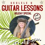Free Trial Music lessons in December!