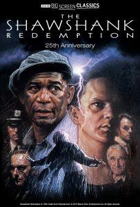 The Shawshank Redemption 25th Anniversary