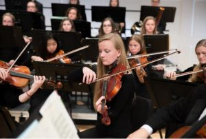 "Symphony Orchestra Winter Concert: ""Hope Springs E..."