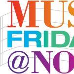 Music Fridays @ Noon: Faculty Spotlight