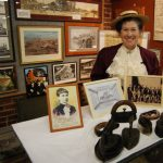 Living History: Meet Mary Florence Potts