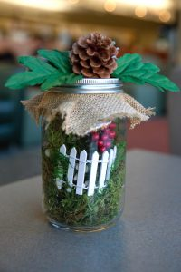 Adult Craft: Fairy House Mason Jars