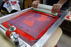 Teen DIY: Screen Printing