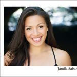 An evening with Jamila Sabares - Klemm (Hamilton's Eliza Hamilton)