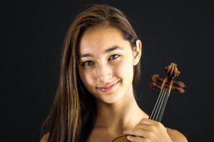 Violin Virtuoso Maya Kilburn in Concert