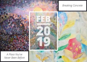 "Water Street Studios' February Exhibitions: ""A Pla..."