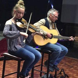 Lexia Kennedy & Dave Reynolds