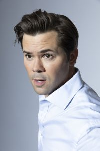 Broadway Star Andrew Rannells Set for a Special An...