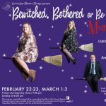 Murder Mystery Dinner Theatre: Bewitched, Bothered or Be Murdered!