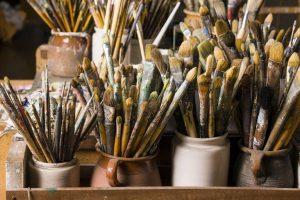 Brushwork Apprentices 10:30 Session