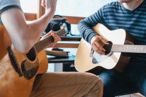Private Music Lessons: Guitar, Bass, Ukulele