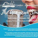 Acappellago Benefit Recital: An American Songbook