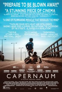 After Hours Film Society Presents Capernaum