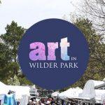 Art in Wilder Park