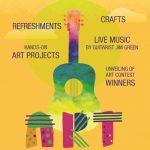 Art Contest Reception at the Wheaton Public Library