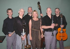 Sunday Concert: The Barb City Stompers