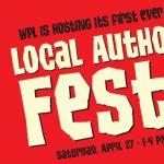 Local Author Fest