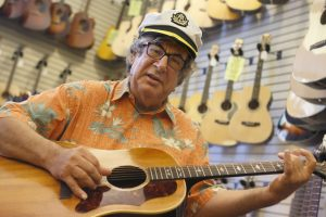 Eddie Holstein: The History of Chicago Folk Music (Part 1)