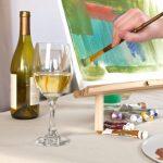 Studio Vino: Wine & Paint
