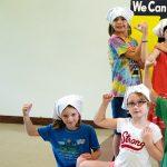 Girls Make History Camp-Entering Grades 2-5