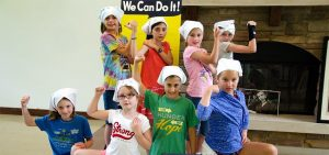 Girls Make History Camp-Entering Grades 2-5