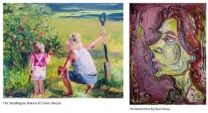 Featured Artists: Sharon O'Conor Sleezer & Rya...