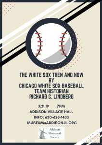 The White Sox Then and Now