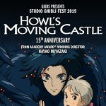 GKIDS Presents Studio Ghibli Fest 2019  Howl's Moving Castle: 15th Anniversary