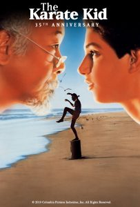 The Karate Kid 35th Anniversary