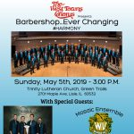 BARBERSHOP...EVER CHANGING - Our Annual Spring Show
